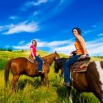 What a way to make memories at the Historic Reesor Ranch!