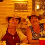 Ranch Hall Grill smiles at Historic Reesor Ranch!