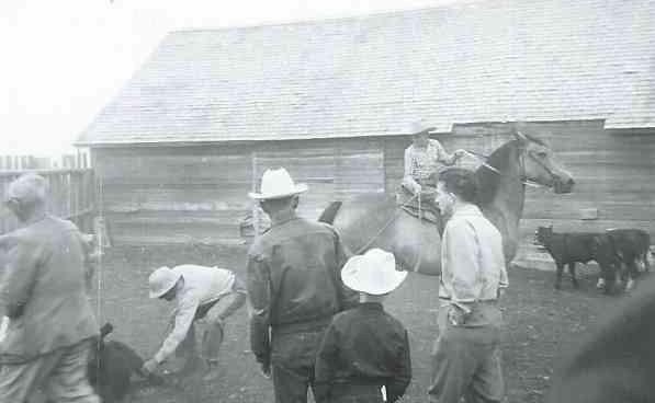 #5 Branding 1968 by Granary Historic Reesor Ranch