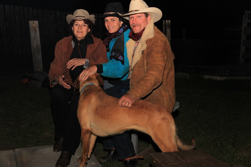 Pets are special at Historic Reesor Ranch