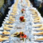 Long Table Dinner seating for 100 at Historic Reesor Ranch