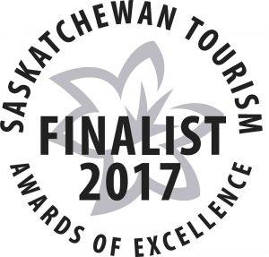 SaskTourism finalist logo 2017