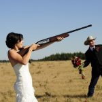 Wedding shoot out at Historic Reesor Ranch!