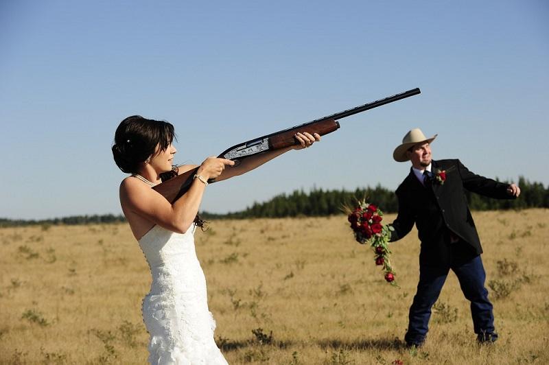 Wedding shoot out at Historic Reesor Ranch!