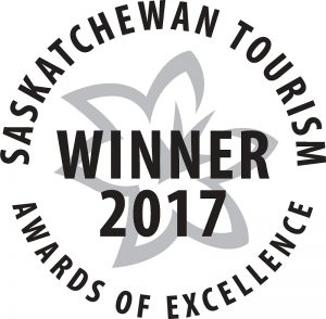 Tourism Saskatchewan Business of Year Winner 2017