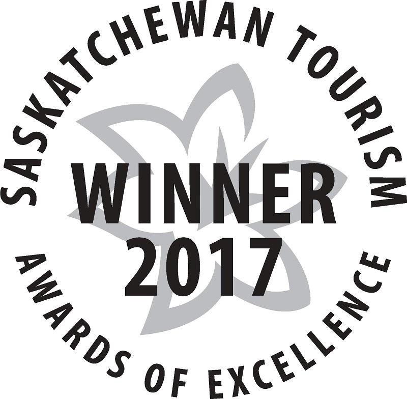 Tourism Saskatchewan Business of Year Winner 2017