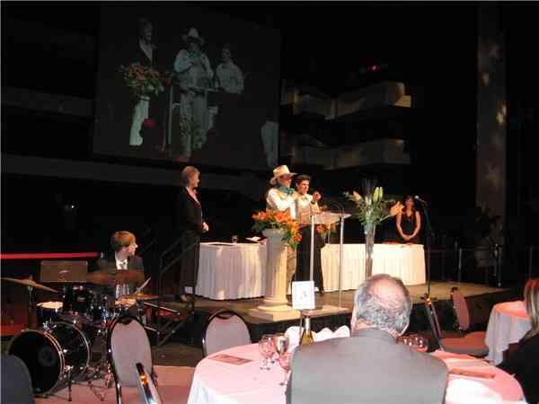 2006 Spirit of Saskatchewan Tourism Saskatchewan Award