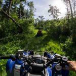 ATV tour at Historic Reesor Ranch