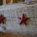 Frontier Cabin two star decor