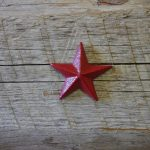 Pioneer Cabin one star decor