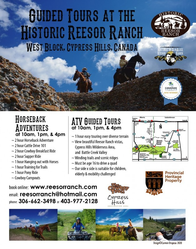 Ranch Tours poster