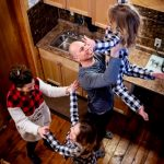 Kitchens are made for dancing!