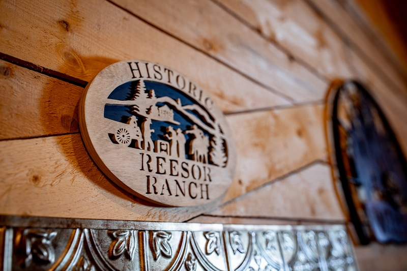 Historic Reesor Ranch Logo